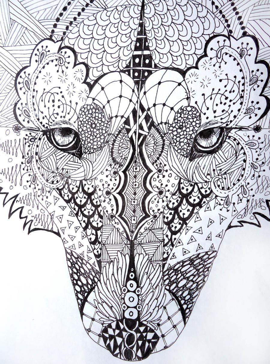 zentangle art ideas