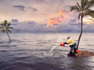 Rising Sea Levels -  Futile #2