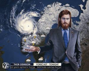 Thor (Modern Gods #1)
