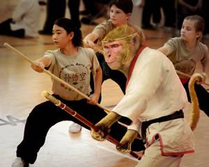 Sun Wukong (Modern Gods 5)