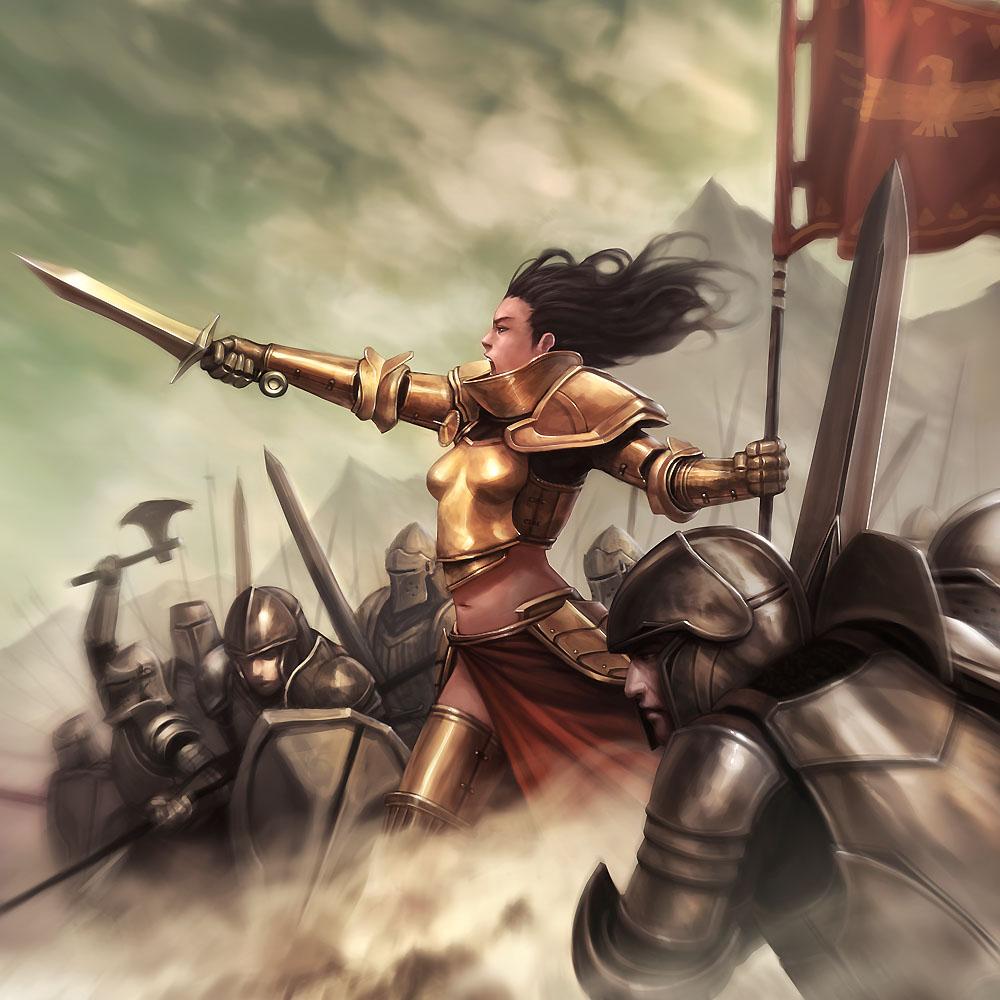 LON Seek Victory by dcwj