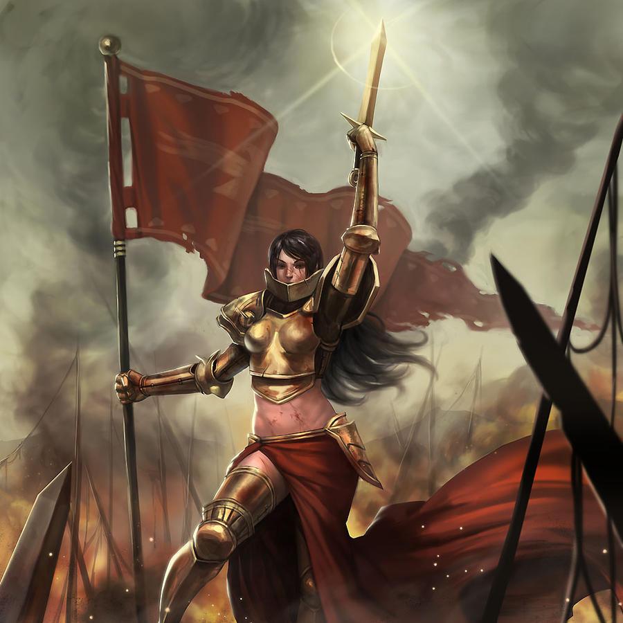 LON Victory Spoils by dcwj