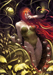 Naughty Naughty Poison Ivy by dcwj