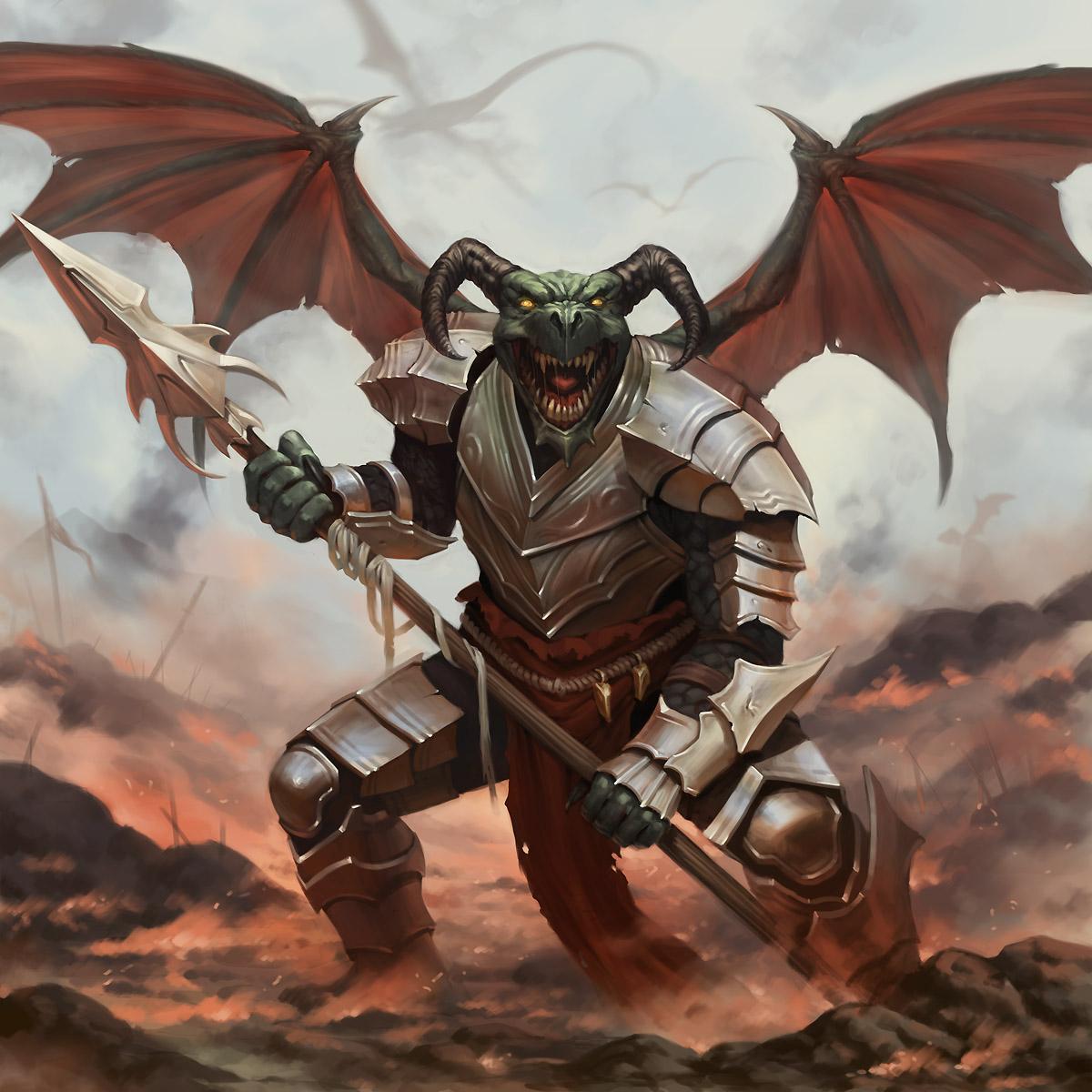 LON Dracurion Hoplite by dcwj