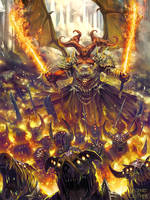 Haagenti Highlord of hell (regular version)