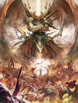 Haagenti Highlord of hell (evovled version)