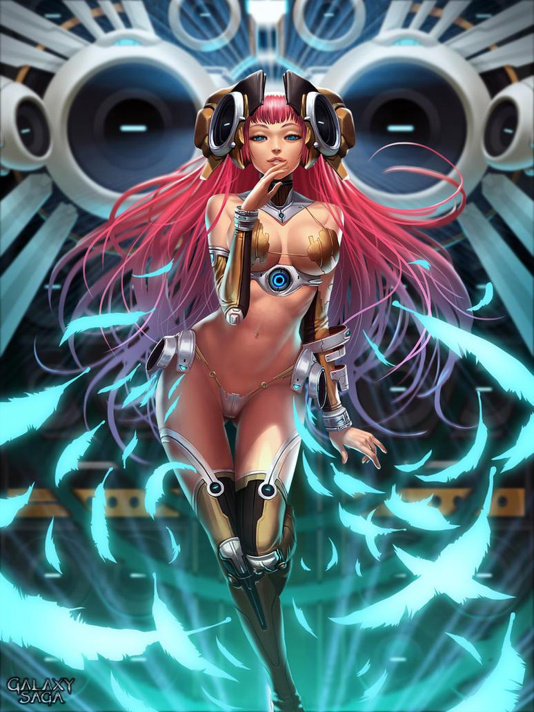 Jewel Melody Evolved Version by dcwj