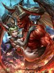 Lady Satan Evolved Version