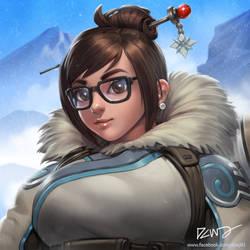 Mei is Bae by dcwj