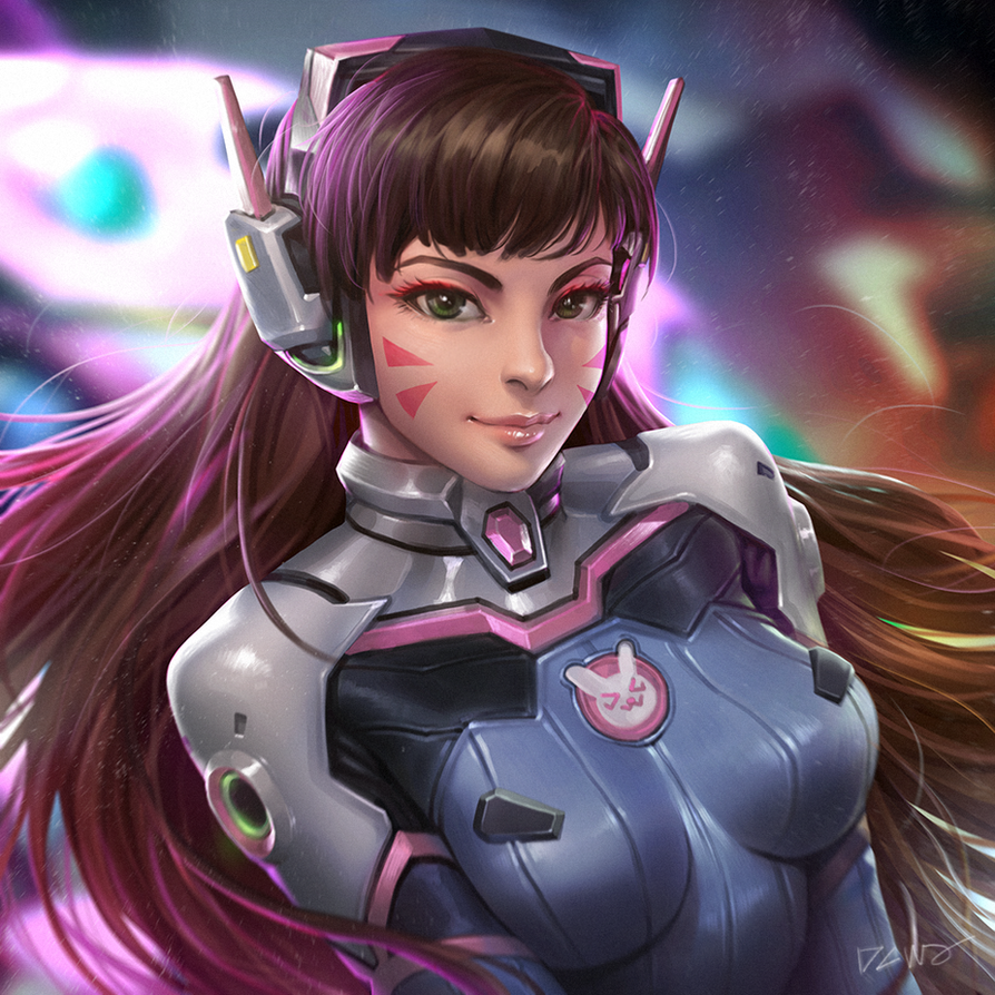 D Va Online By Dcwj On Deviantart