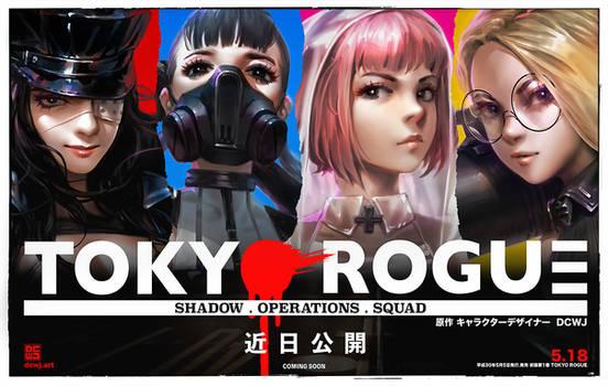 Tokyo Rogue