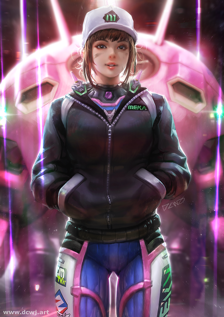 Dva Game on by dcwj
