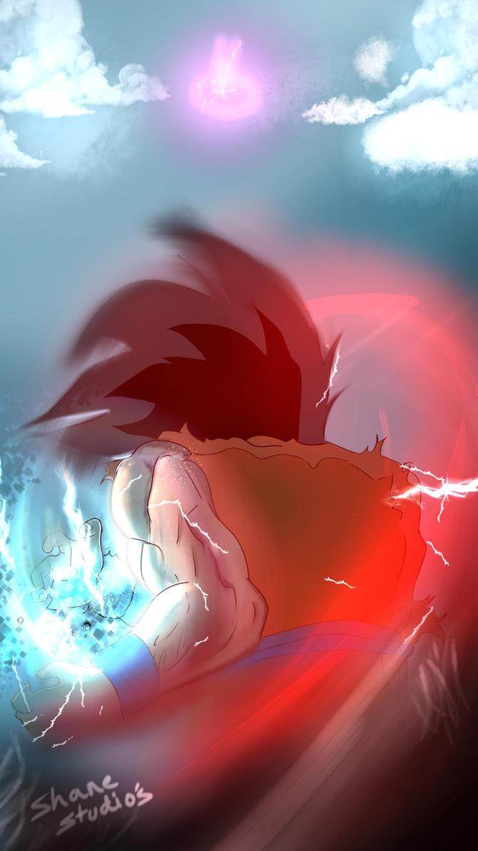 Goku by kaijin19