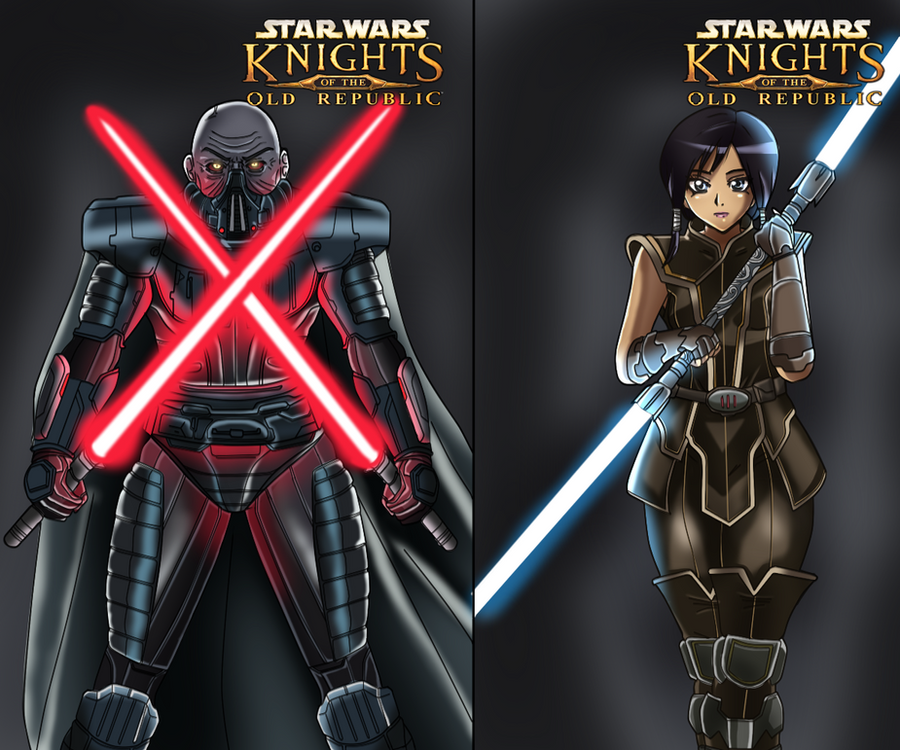 Star wars knights of the old republic porn pics 19