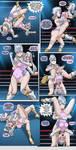 Silva sisters duke it out! Noelle vs Nebra! page 2 by Banagherlinks