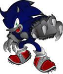 Werehog Sonic Updated