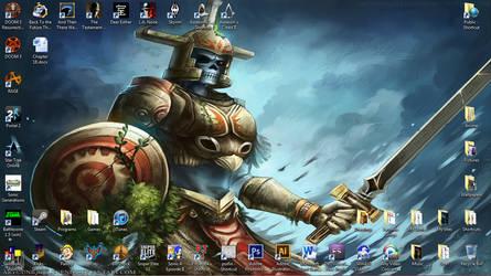 NEW Laptop Desktop by MetalshadowN64