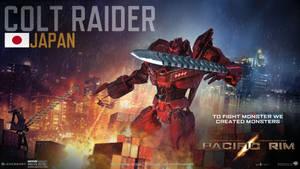 Pacific Rim- Colt Raider