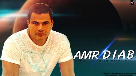 Amr Diab 2015 by AbuKlila