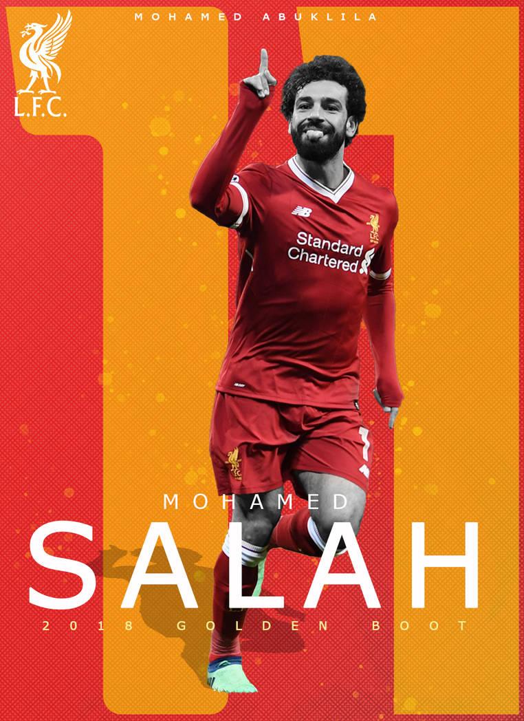 Mohamed Salah by AbuKlila