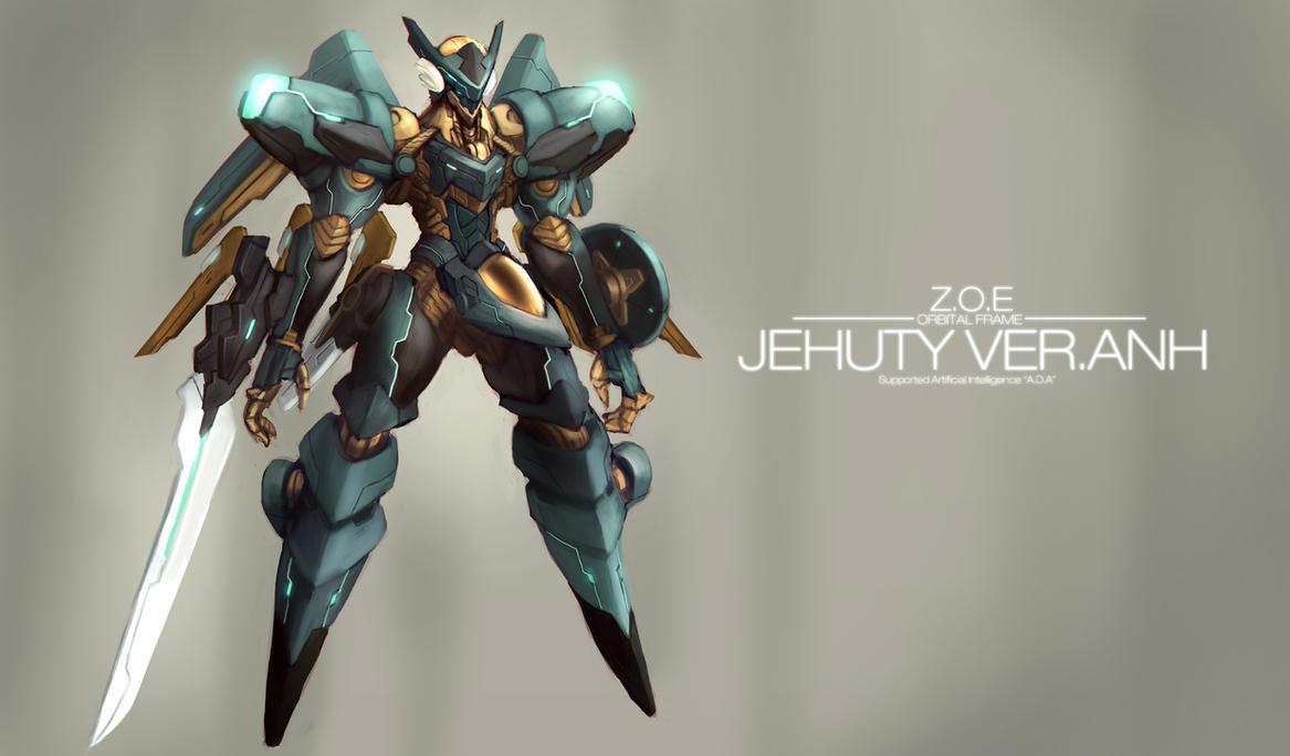 09292013 Jehuty Ver.ANH by ArtNotHearts