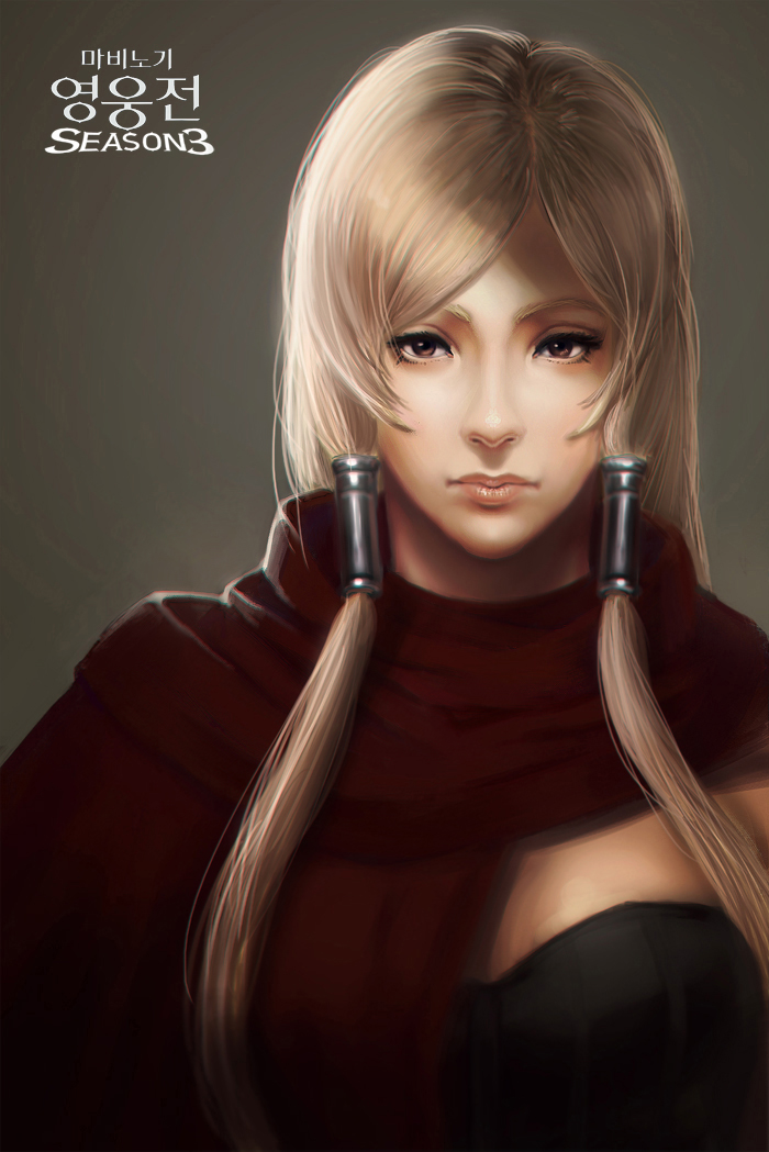 Mabinogi Heroes Season 3 New Hero Mia by ArtNotHearts