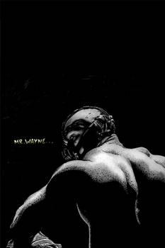 Mr Wayne...