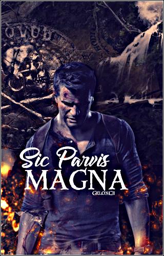 Sic Parvis Magna by geloxcii