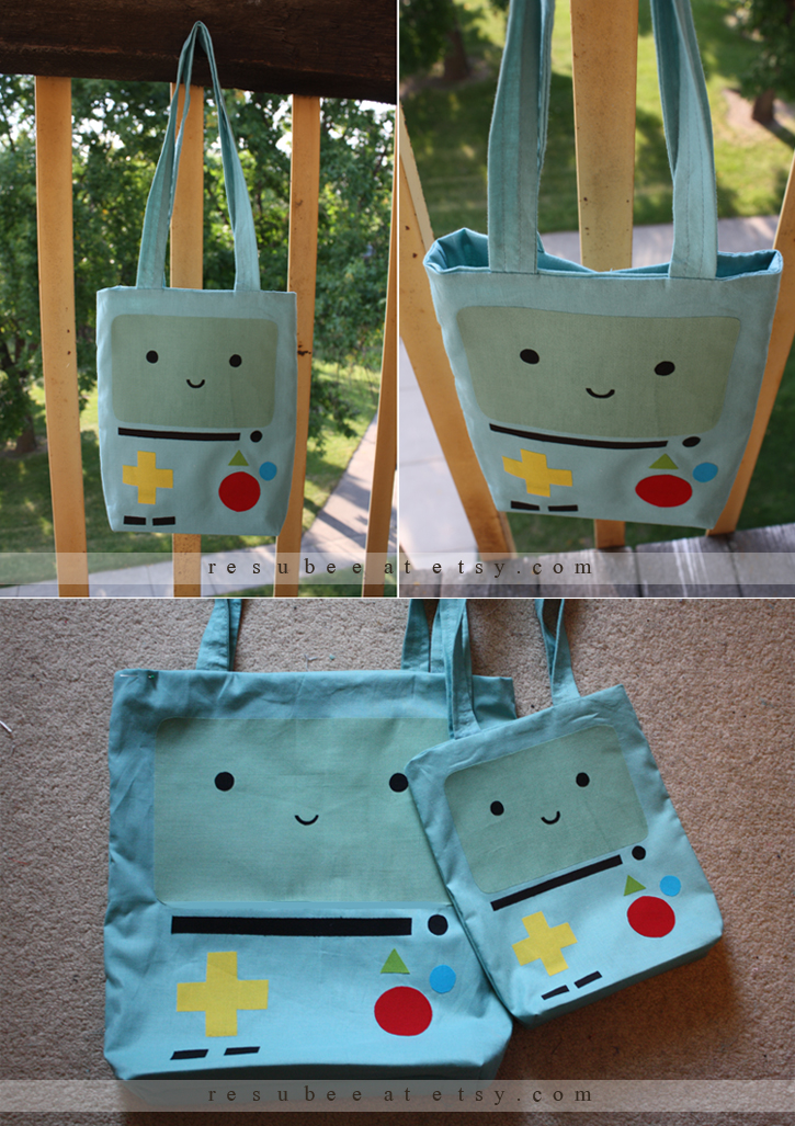 baby bmo bag by resubee