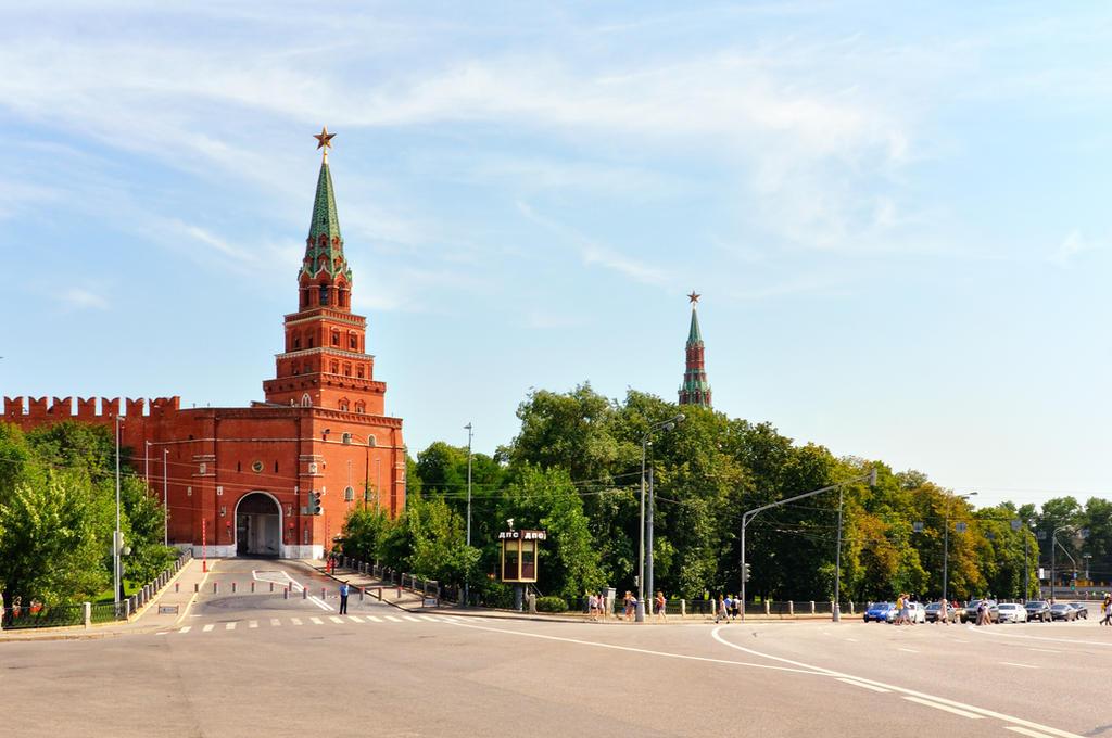 Kremlin by xrust