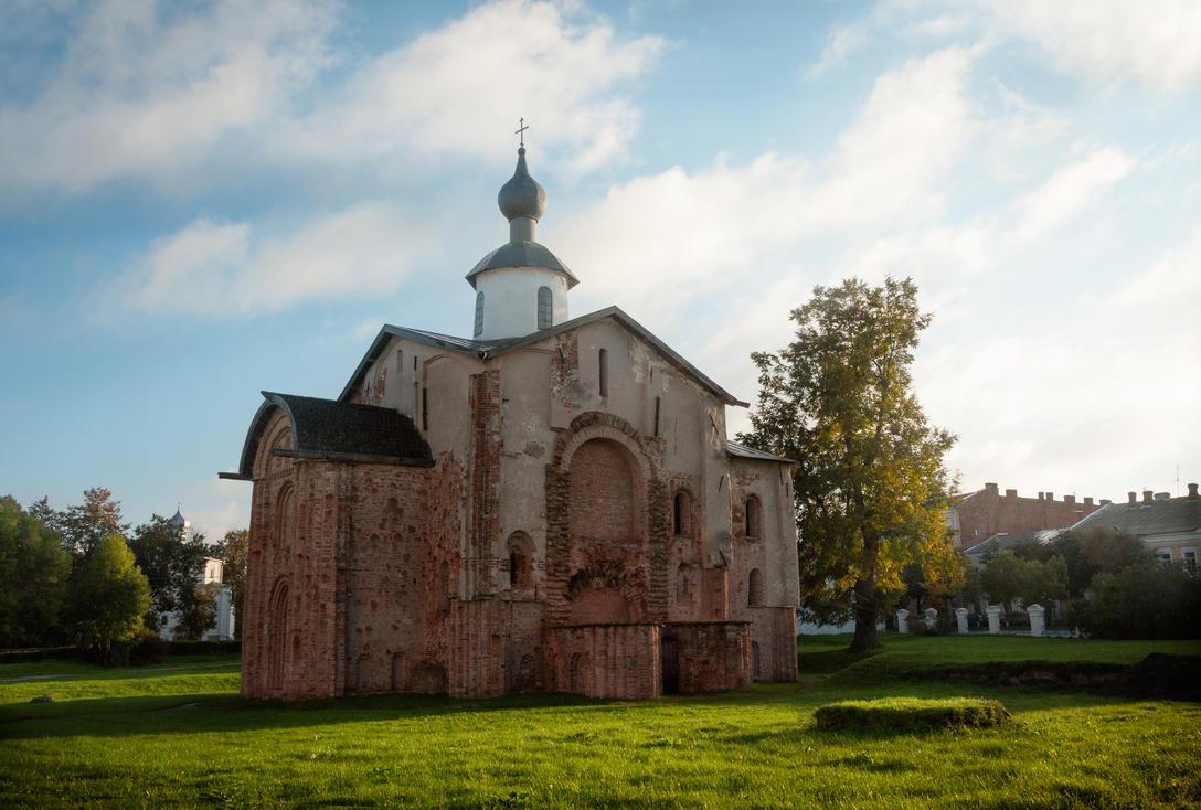 Old Church by xrust