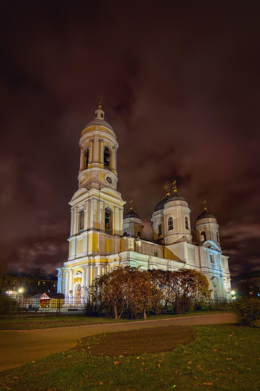 St. Vladimir's Cathedral by xrust
