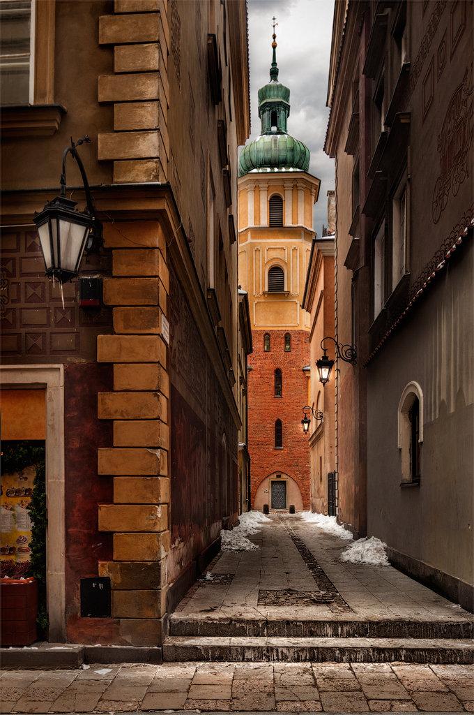 Warszawa II by xrust
