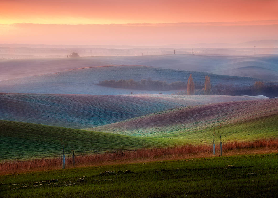 Moravian november by xrust