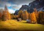 Middle of autumn by xrust