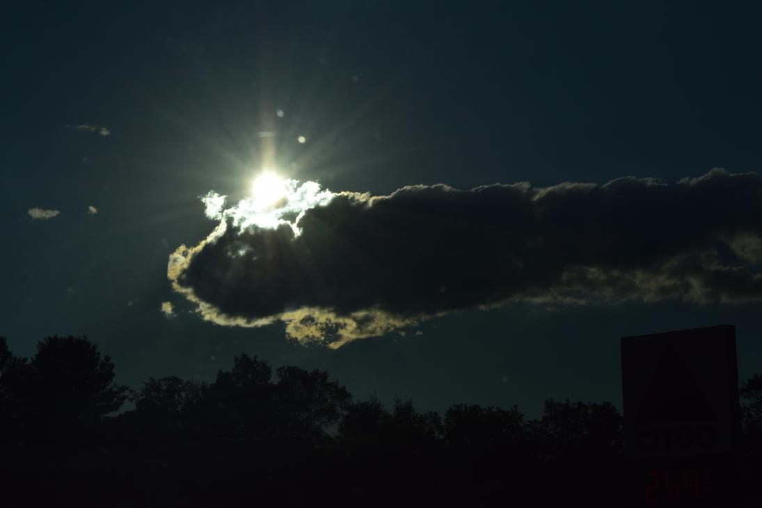 Dark Sun by FluffyFaithy