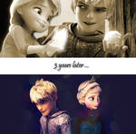 29 Frozen Guardian [Jack Frost x Elsa]