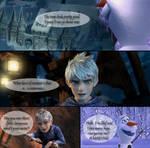 22 Wisdom Guardian [Jack Frost x Elsa]