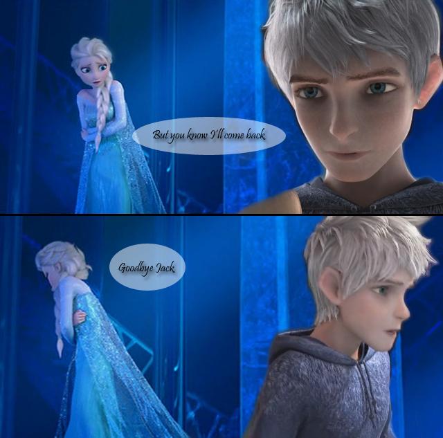 Elsa and jack frost sex