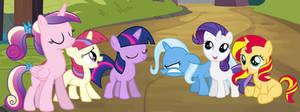 Team Unicorn feat. Princess Cadence