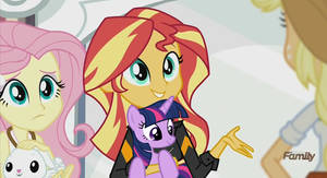 Little Twilight - Hug Mode