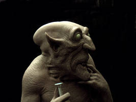IMP sculpt by barbelith2000ad