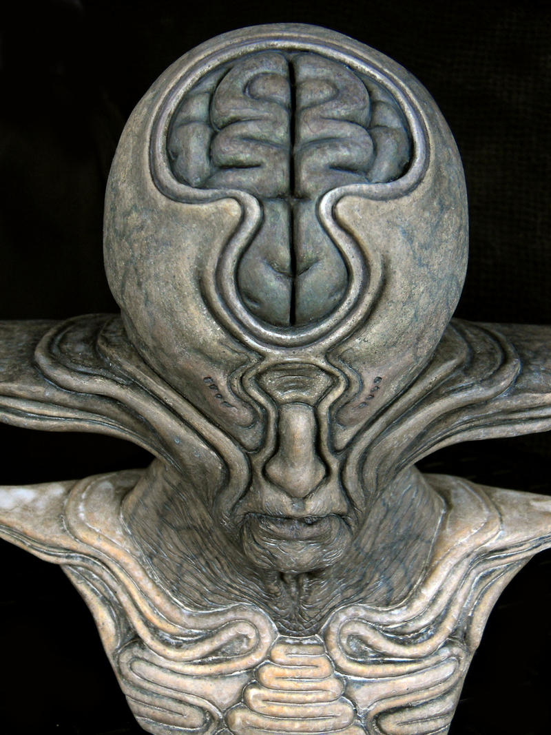 A close up of that brain man by barbelith2000ad