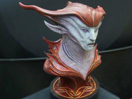 devilman demon by barbelith2000ad