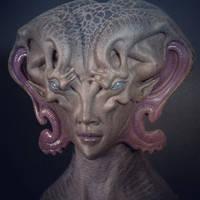 Alien kim by barbelith2000ad