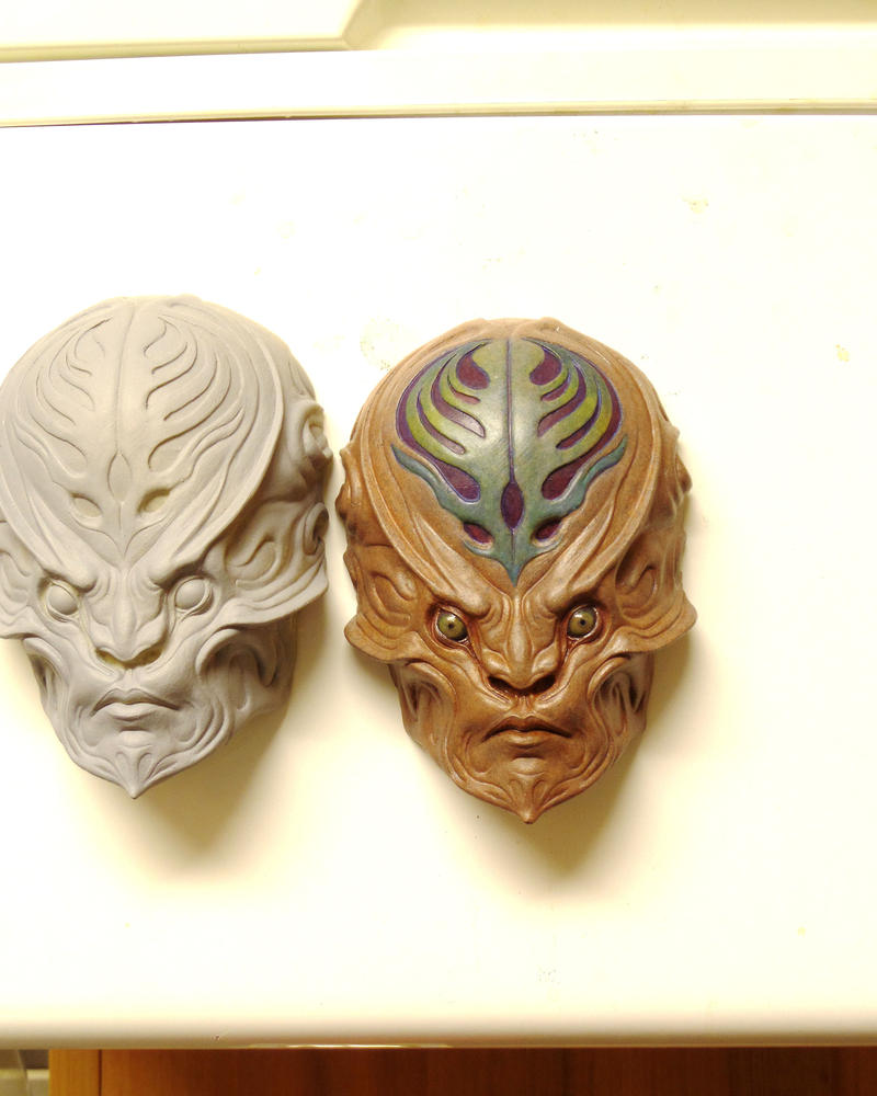 Alien fridge magnets by barbelith2000ad