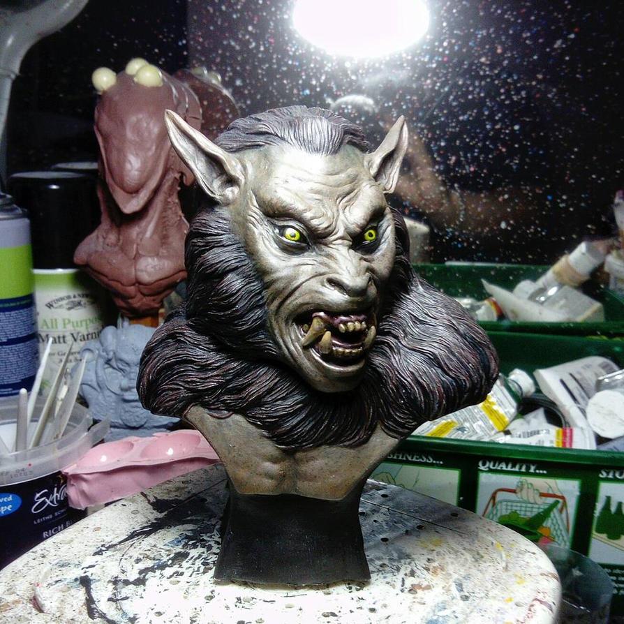 werewolf transformation by barbelith2000ad