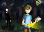 Slender and Pewdiepie
