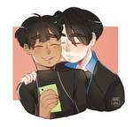 YoI: Seungchuchu is cute