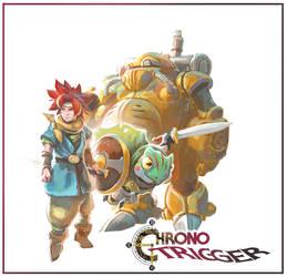 Chrono Trigger Fanart